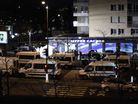Four men charged with 'providing logistical support' to Paris gunman
