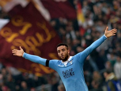 Lazio wear special 'Je Suis Charlie' shirts against Roma in show of solidarity with Paris after terrorist attacks