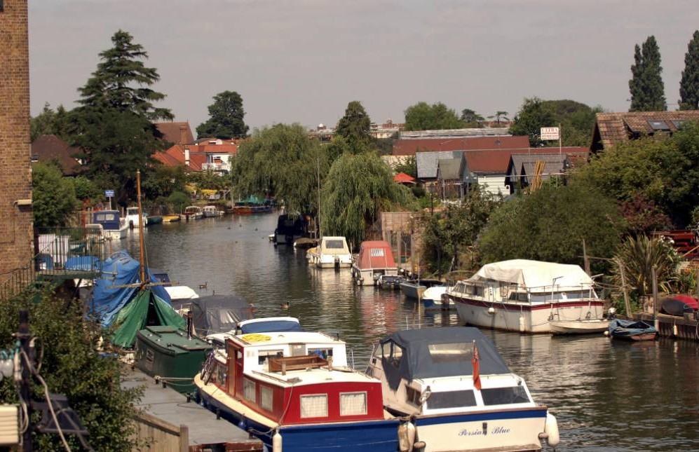 Neighbourhood watch: Thames Ditton