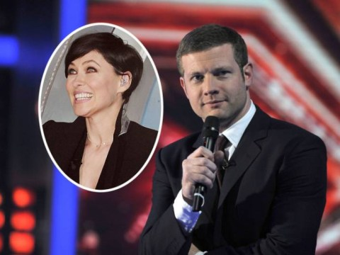 Is Emma Willis going to replace Dermot O'Leary on The X Factor?