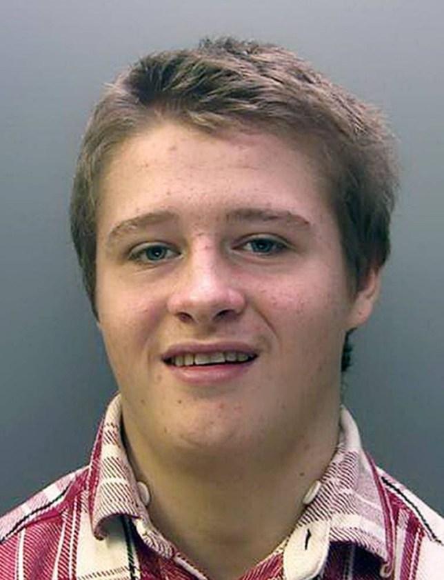 Connor Doughton, jailed