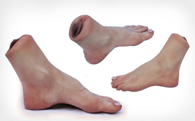 How to have toe sex