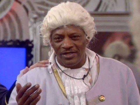 Celebrity Big Brother 2015: Alexander O'Neal issued with formal warning over homophobic slur