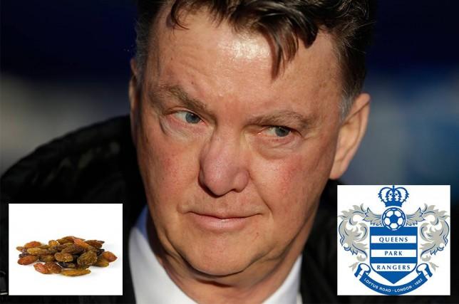 Manchester United News: Louis Van Gaal Calls QPR 'Queens