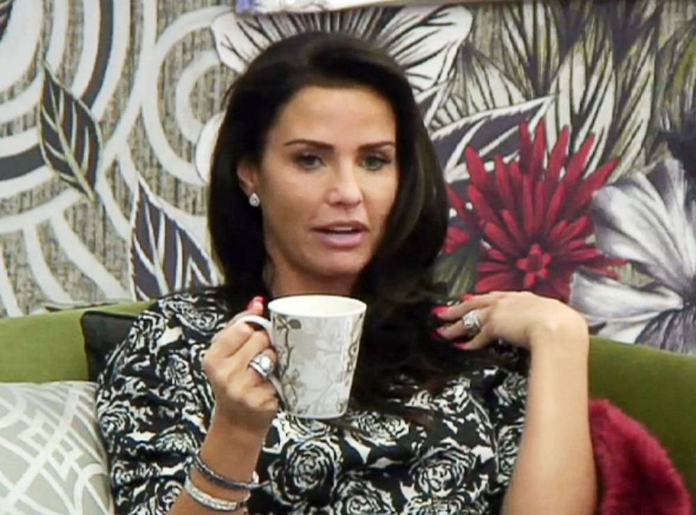 'I could not put enough up there!': Katie Price goes into FAR too much detail over sex life with Alex Reid on Celebrity Big Brother