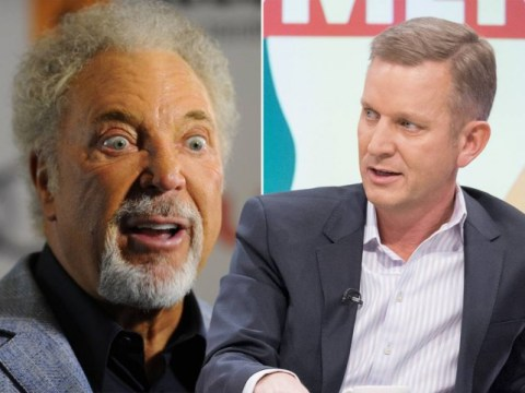 Jeremy Kyle gets owned by The Voice's Tom Jones with epic 'who the f*** are you?'