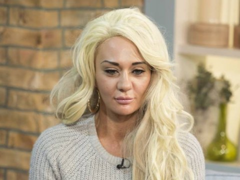 Josie Cunningham has been arrested and is being held by police for complaints about 'social media usage'