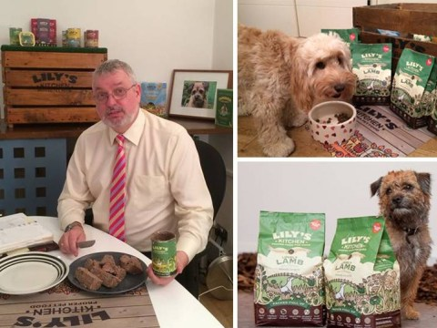 Meet the man who eats dog food for a living