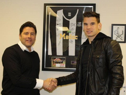 Notts County bans entire country of Hungary from posting on Facebook page after Balint Bajner signing