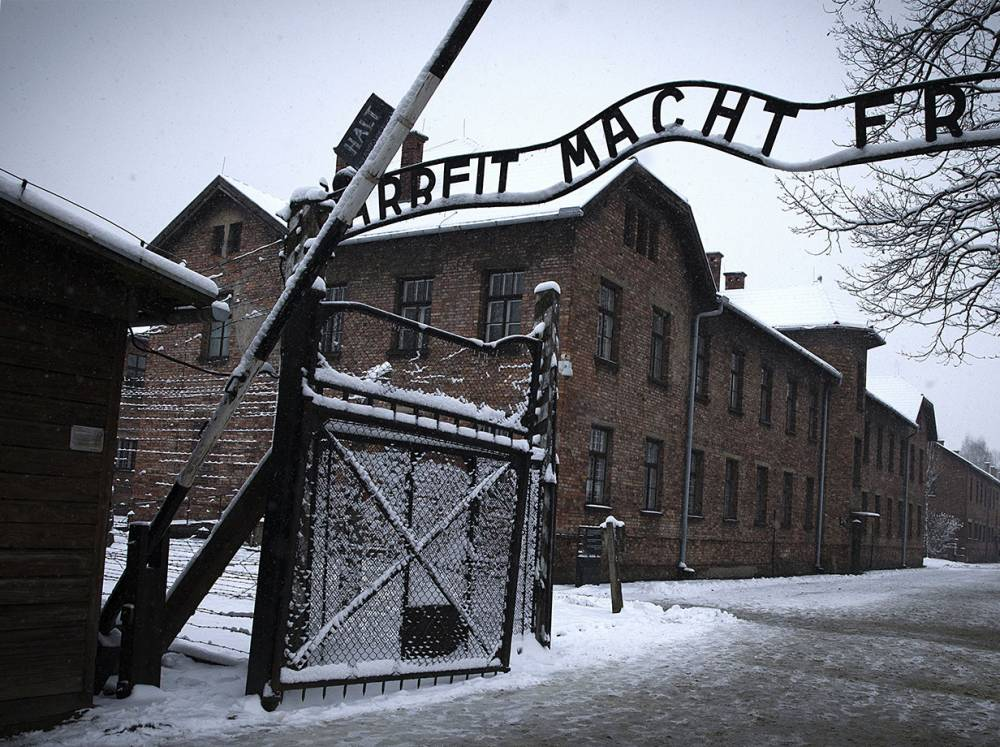 German pensioner charged with nearly 4,000 Auschwitz murders