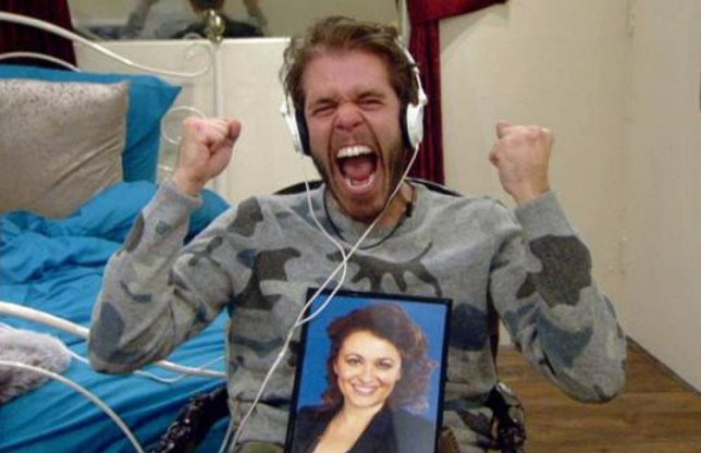 Editorial Use Only  Mandatory Credit: Photo by REX (4383240ak)  Perez Hilton  'Celebrity Big Brother' TV show, Elstree Studios, Hertfordshire, Britain - 26 Jan 2015