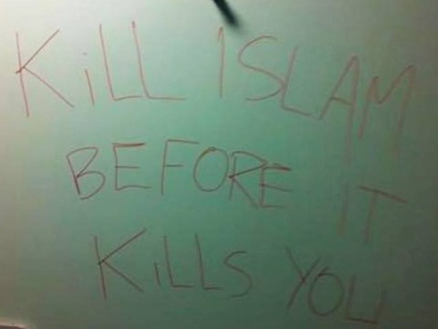 'Kill Islam before it kills you' – Racist graffiti leaves students 'too afraid to attend university'