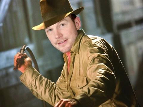 Disney apparently want Chris Pratt to be the next Indiana Jones