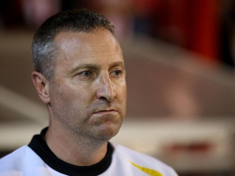 Why did Norwich City's Neil Adams fall on his sword?
