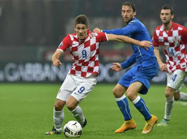 Andrej Kramaric has joined Leicester City ahead of Chelsea