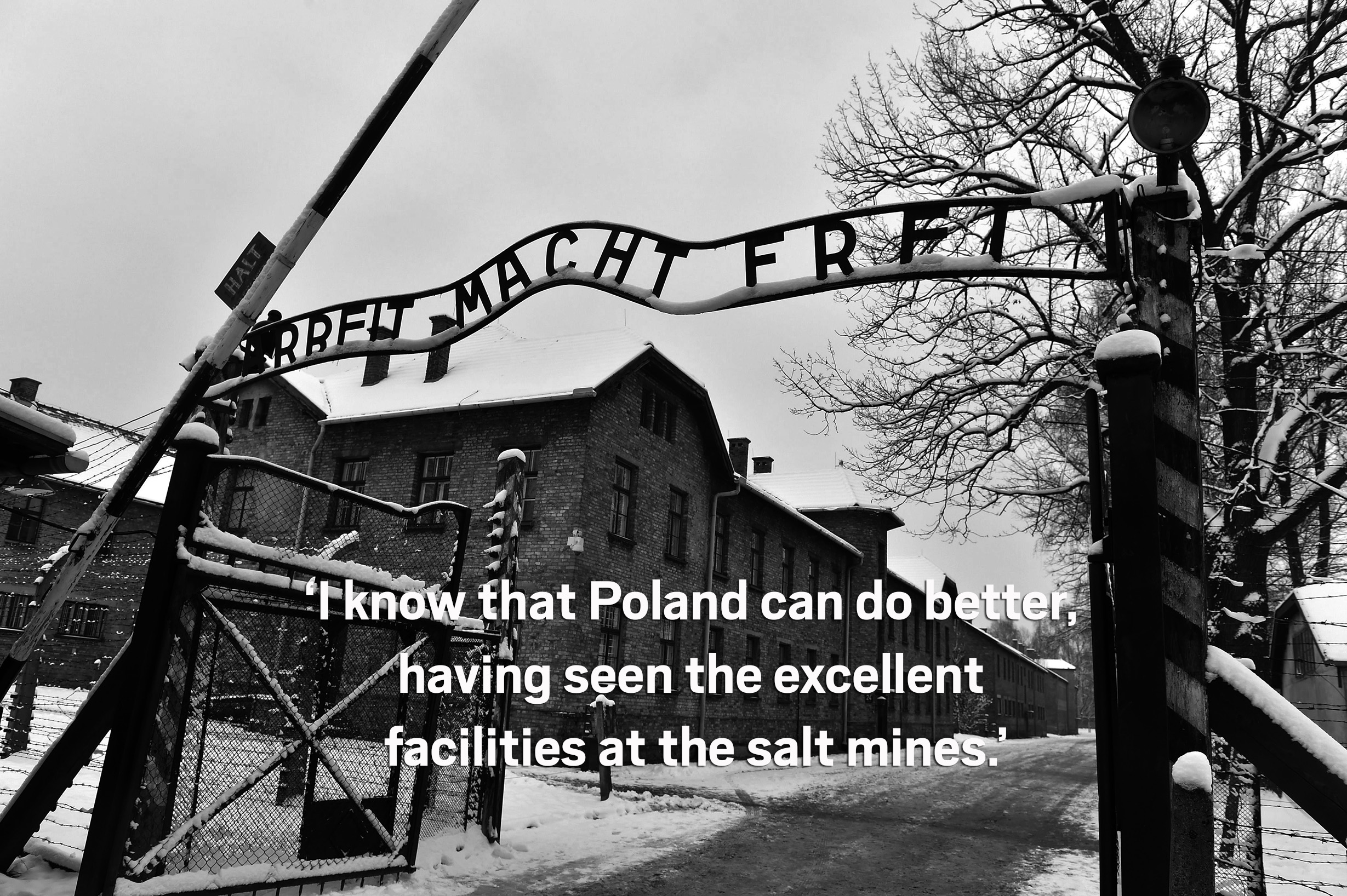 Auschwitz: 9 inappropriate TripAdvisor reviews from disappointed visitors