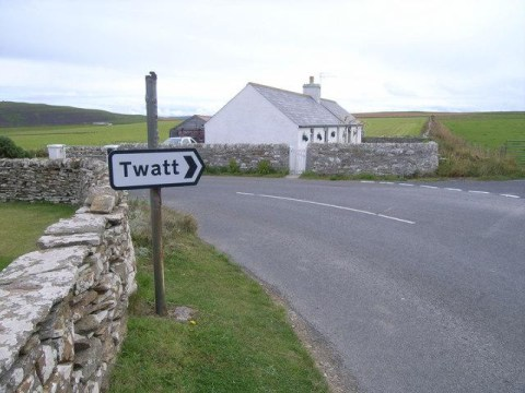 15 extremely rude place names