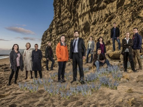 Broadchurch's West Bay beach invaded by doggers