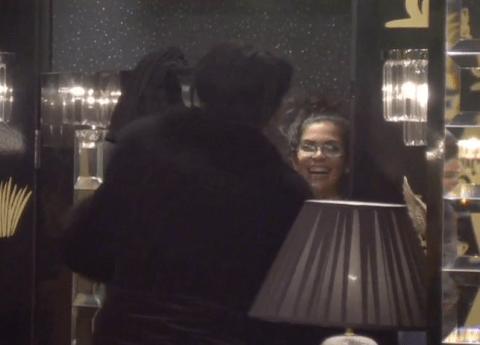 Celebrity Big Brother 2015: Kav and Cami Li get frisky in the shower