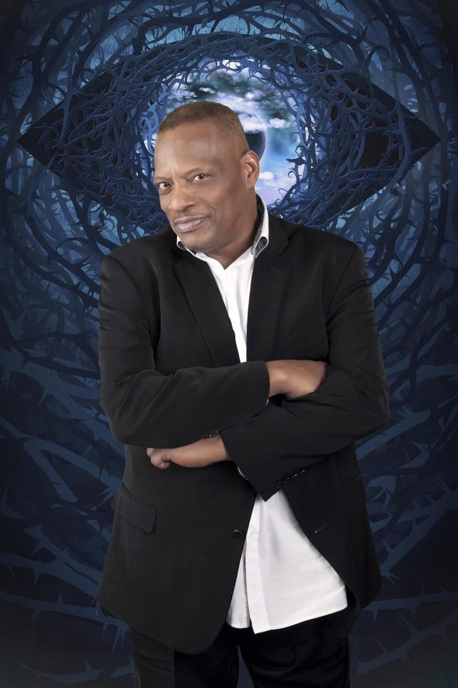 Celebrity Big Brother 2015 - Alexander O'Neal