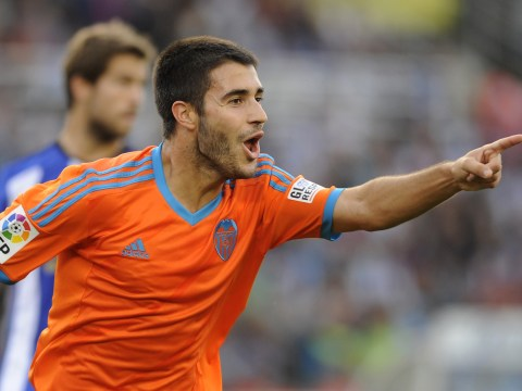Aston Villa 'make £3.9m transfer offer for Valencia wonderkid Carles Gil'