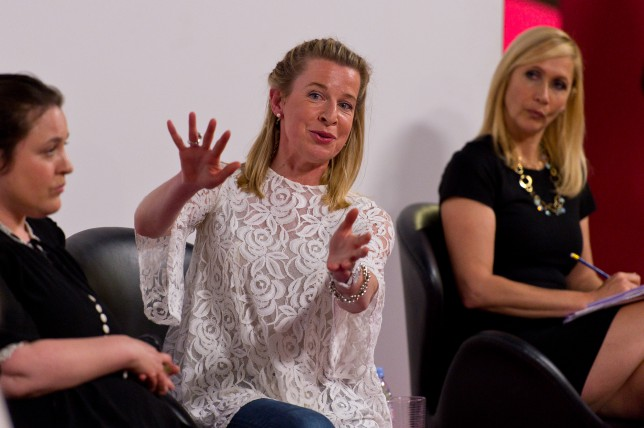 Pinkification Of Young Girls Debate With Panellist Alannah Weston, Deputy Chairman Of Selfridges Group