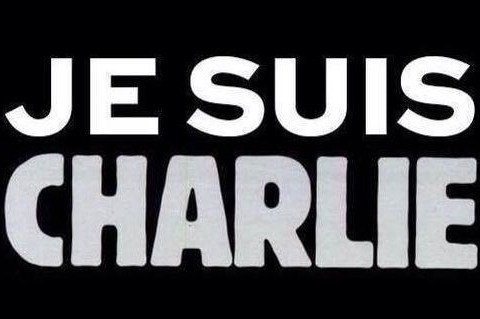 #JeSuisCharlie Social media shows support for satirical magazine Charlie Hebdo