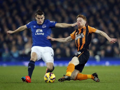 Manchester United 'keen on £20m January transfer window deal for Everton's Seamus Coleman'