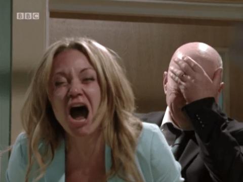 EastEnders spoilers: Does Ronnie Mitchell die?