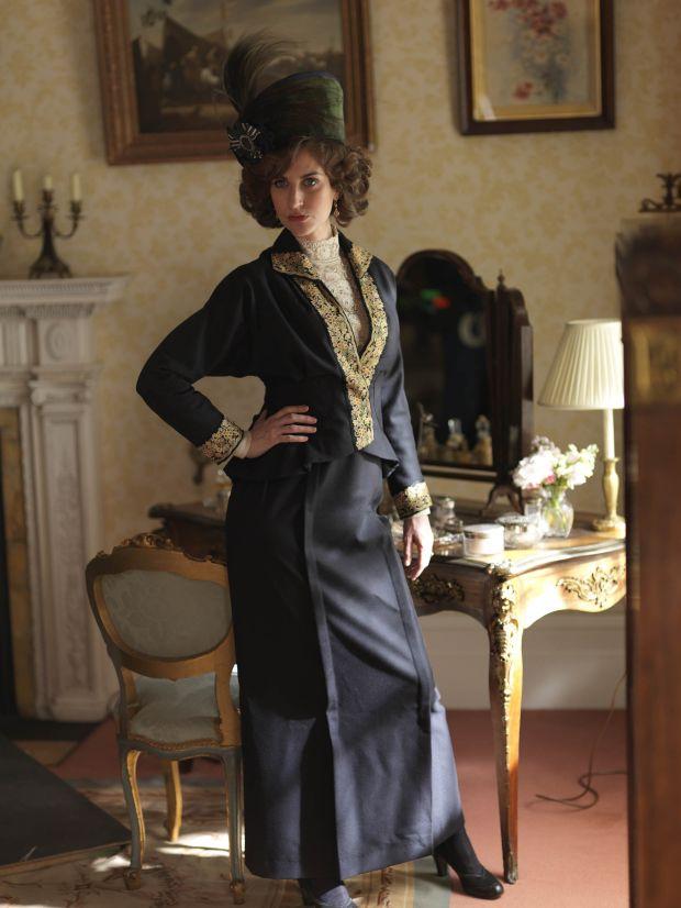 Katherine Kelly, Mr Selfridge