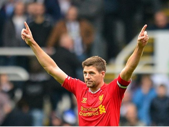 Steven Gerrard will leave Liverpool at the end of the season