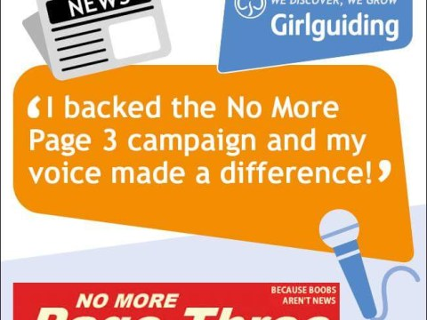 No More Page 3: The Sun has some catching up to do in a society that is striving for equality