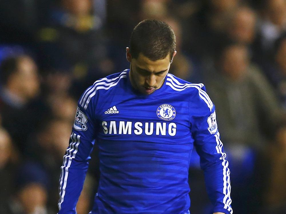 Chelsea news: Opponents will kick Eden Hazard out of the ...