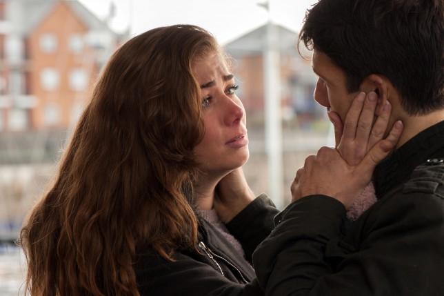 Hollyoaks' Nikki Sanderson EXCLUSIVE: 'Danny Mac's final scenes were a sobfest'