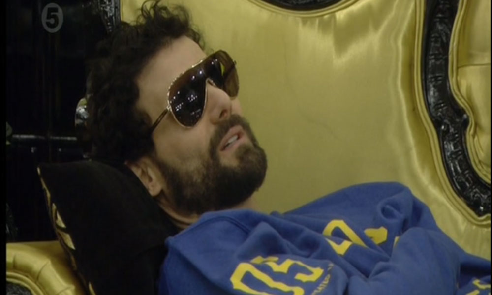 Celebrity Big Brother 2015: Jeremy Jackson removed from house after 'groping' Chloe Goodman