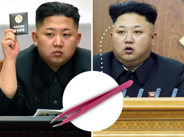 100th anniversary celebrations of the birth of Kim Il Sung, Pyongyang, North Korea - 14 Apr 2012