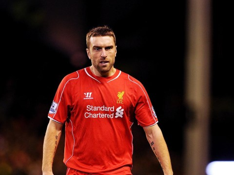 Crystal Palace keen on deal for Liverpool striker Rickie Lambert