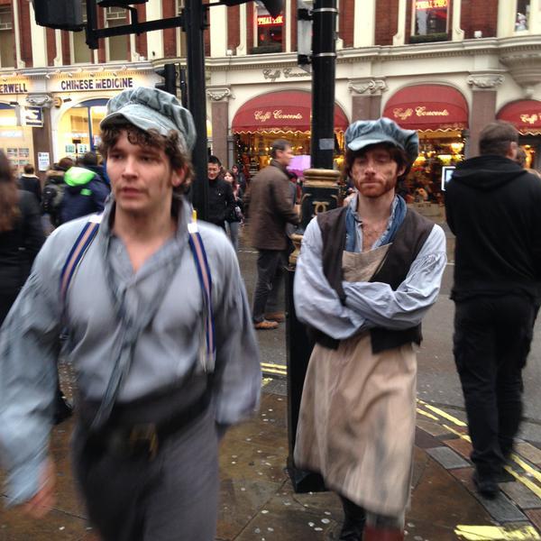 Les Misérables theatre evacuated after electrical fault