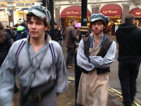 Les Misérables theatre evacuated after electrical fault