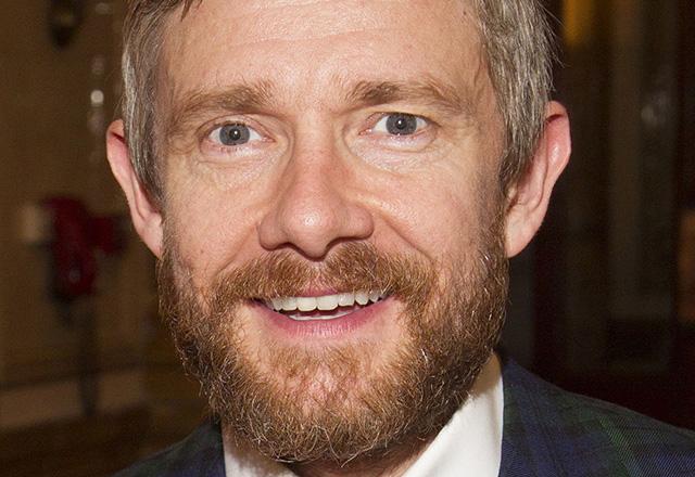 Martin Freeman wants David Cameron to ban wild animal acts in circuses