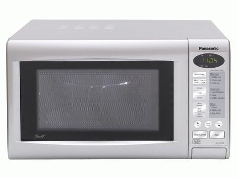 Blind man dies after warming towel in microwave