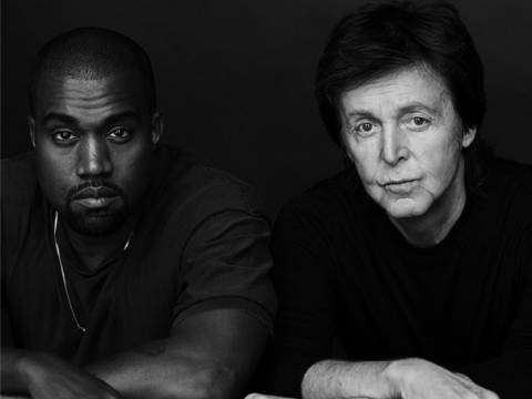 So … who IS Paul McCartney? Everything you need to know about Kanye's latest collaborator
