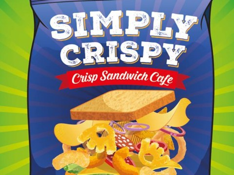 Simply Crispy – the world's first crisp sandwich cafe opens in Belfast