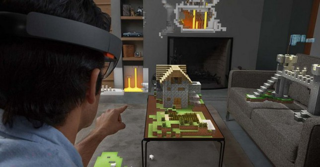Is Microsoft right to go with AR instead of VR?
