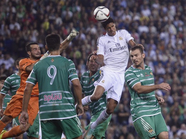£19m for Real Madrid's Raphael Varane would be a transfer window bargain for Manchester United