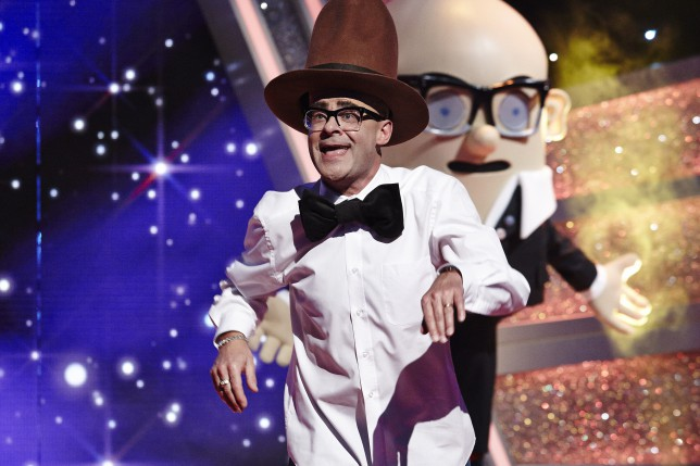 Harry Hill's Stars In Their Eyes axed after one series