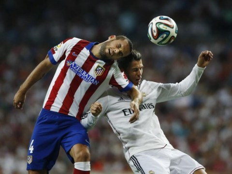 Arsenal can do better than signing Atletico Madrid's Mario Suarez this transfer window