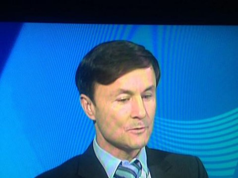 Former Chelsea captain Dennis Wise steals limelight from FA Cup shocks with horrendous hairdo