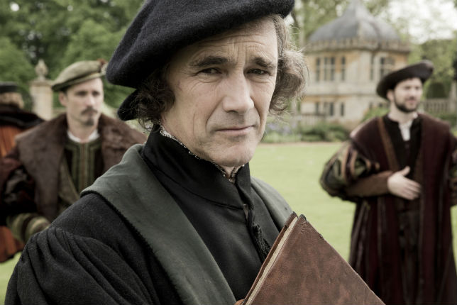Wolf Hall BBC WEEK: 04 Episode: Ep2, No. 2 Channels: BBC Two Picture Shows: Thomas Cromwell (MARK RYLANCE)