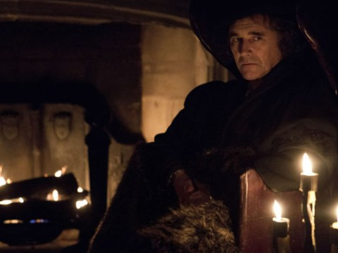 Opening episode of BBC Two drama Wolf Hall leaves viewers – literally – in the dark